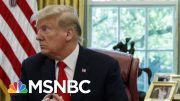 President Donald Trump's War With The Whistleblower | Deadline | MSNBC 3