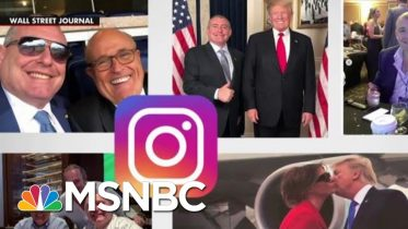 The Instagram Page Of An Indicted Rudy Giuliani Associate | All In | MSNBC 6
