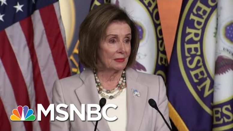 NBC News: House Democrats Focusing On 'Abuse Of Power' | The Last Word | MSNBC 1