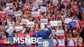 Does Trump Have A Path To Re-Election In 2020? | The 11th Hour | MSNBC 8
