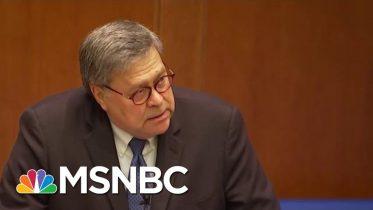 Trump Wields DOJ As Russia, Media Reprise 2016 Roles For 2020   Rachel Maddow   MSNBC 6