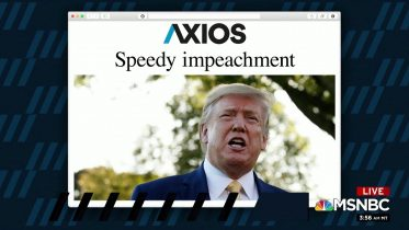 1 Big Thing: Speedy impeachment 10