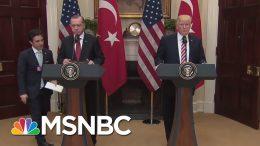 Why Kurds Fear Trump's Decision May End Their Homeland | MSNBC 1