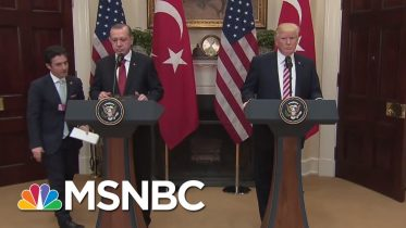 Why Kurds Fear Trump's Decision May End Their Homeland | MSNBC 10