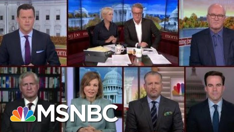 The Political Bullets Of Impeachment Could Fly In All directions | Morning Joe | MSNBC 1