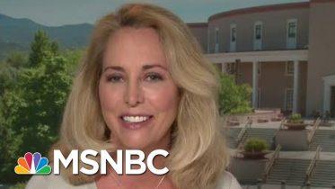 Valerie Plame On Ukraine Call: Trump's Been 'Caught This Time'   Hardball   MSNBC 6