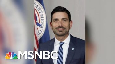White House Considering Ex-Nielsen Chief Of Staff To Head DHS | Katy Tur | MSNBC 6