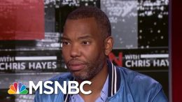Ta-Nehisi Coates On His Debut Novel 'The Water Dancer' | All In | MSNBC 7