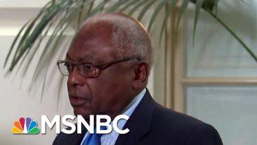 President Donald Trump Compares Impeachment Inquiry To Lynching | Deadline | MSNBC 6