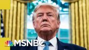 Trump Rebuked For 'Lynching' Comment: He's 'A Violent White Nationalist' | MSNBC 3