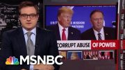 Chris Hayes: Secretary Pompeo Is Up To His Eyeballs In Trump Corruption | All In | MSNBC 5