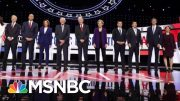 Democratic Donors Are 'Anxious' About Their Candidates | All In | MSNBC 5