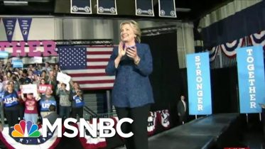 Chris Hayes Comments On The End Of The Hillary Clinton Emails Story | All In | MSNBC 6