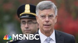 Dem Rep: 'If You're A Patriotic American, It Has To Be A Sad Day' | The Last Word | MSNBC 9