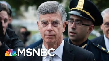 Diplomat Worried Trump Would Stiff Ukraine After Leveraging Favor   Rachel Maddow   MSNBC 5