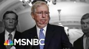 Trump: McConnell Said Ukraine Call Was Innocent. McConnell: No I Didn't. | The 11th Hour | MSNBC 4