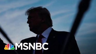 Why Amb. Taylor's UA Testimony May Be Pivotal To Trump's Future As President | The 11th Hour | MSNBC 6