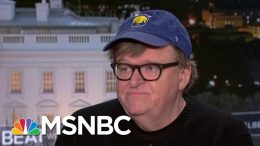 Michael Moore Says Dems Finally Have 'President Donald Trump On The Run' With Impeachment 7