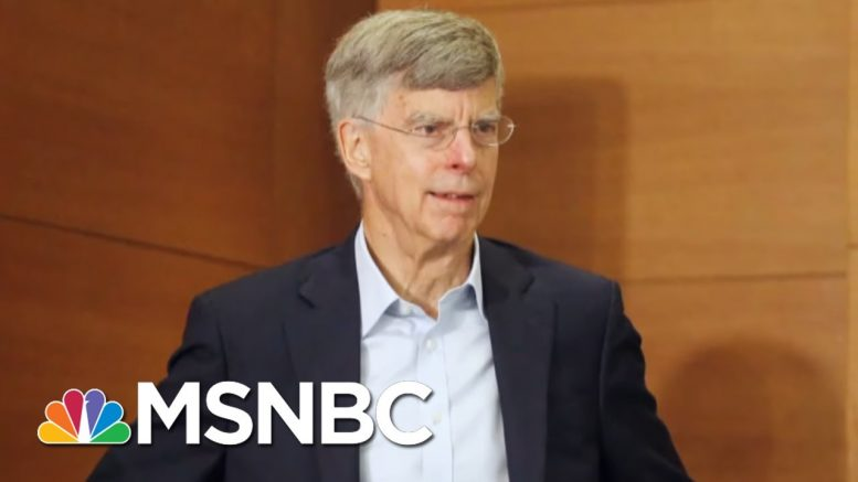 Implicated: Top Diplomat Draws Straight Line In Ukraine Aid Quid Pro Quo - The Day That Was | MSNBC 1