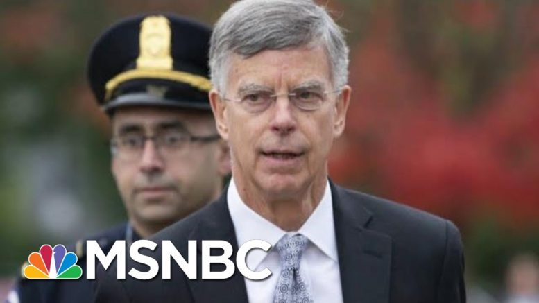 Are We Now Well Into Impeachable Territory? | Morning Joe | MSNBC 1