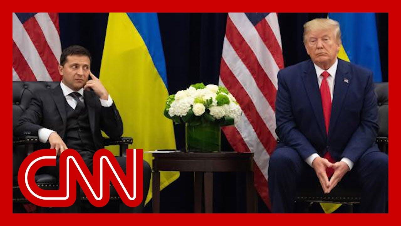 Source: Ukrainian president felt pressure from Trump before taking office 9