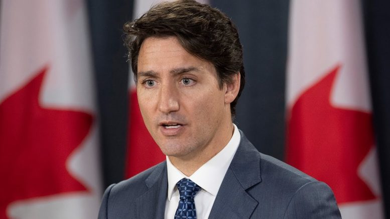 Prime Minister Justin Trudeau holds first press conference since election win 1