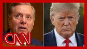 Trump trashes Graham over criticism of Syria policy 5
