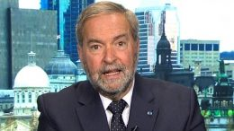 Mulcair: Bloc 'playing havoc' with Quebec election predictions 2