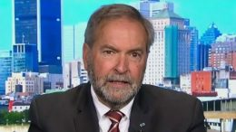 Mulcair: Singh has 'totally abandoned' NDP legacy with Quebec's Bill 21 3