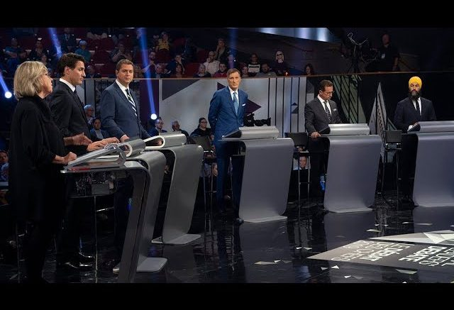 Here are the nine best zingers from the federal leaders' debate 1