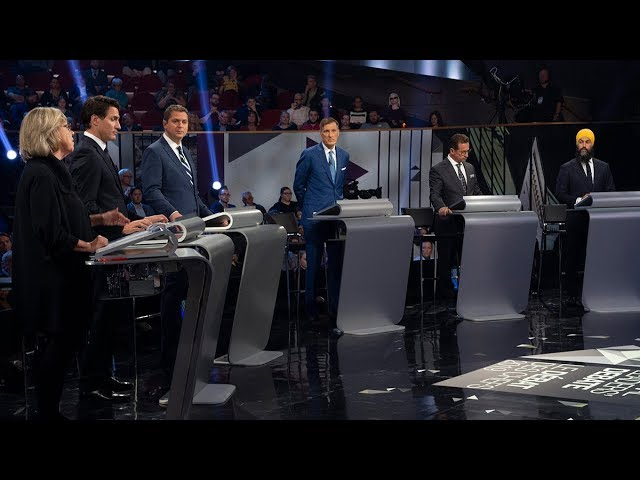 Here are the nine best zingers from the federal leaders' debate 6