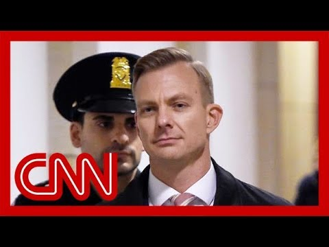 Witness reveals what President Trump said on Ukraine phone call 11