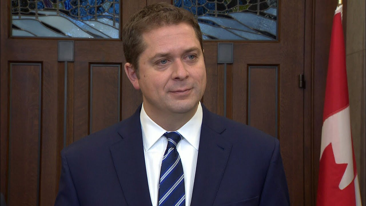 Scheer's future as Conservative leader questioned amid rumours of campaign to oust him 6