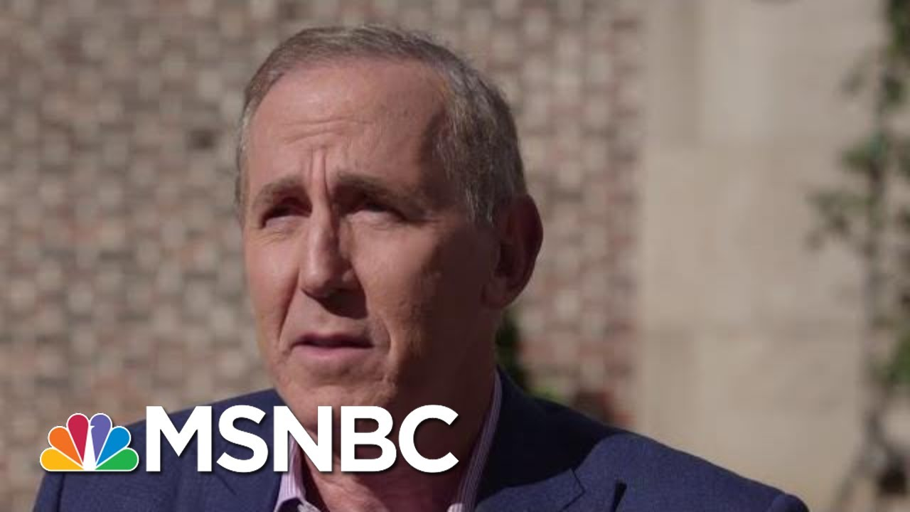 Turning On Trump, 'Art Of The Deal' Coauthor Says Inner Hole Drives Lust For Fame, Power | MSNBC 7