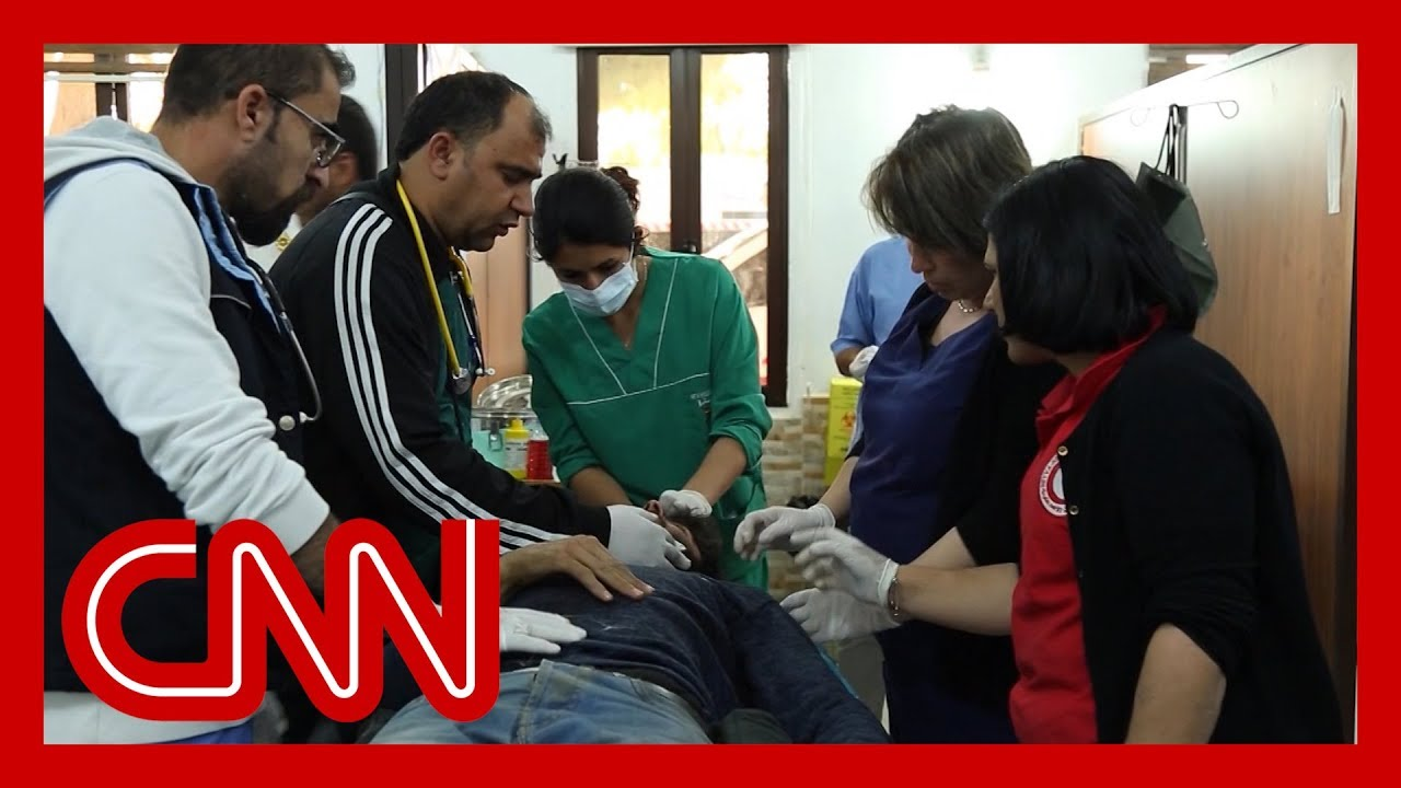 Kurds accuse Turkey of targeting medics 6