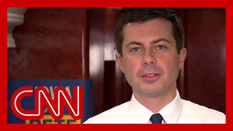 Pete Buttigieg: South Bend, Indiana, saw beyond my sexuality and trusted my policies 1