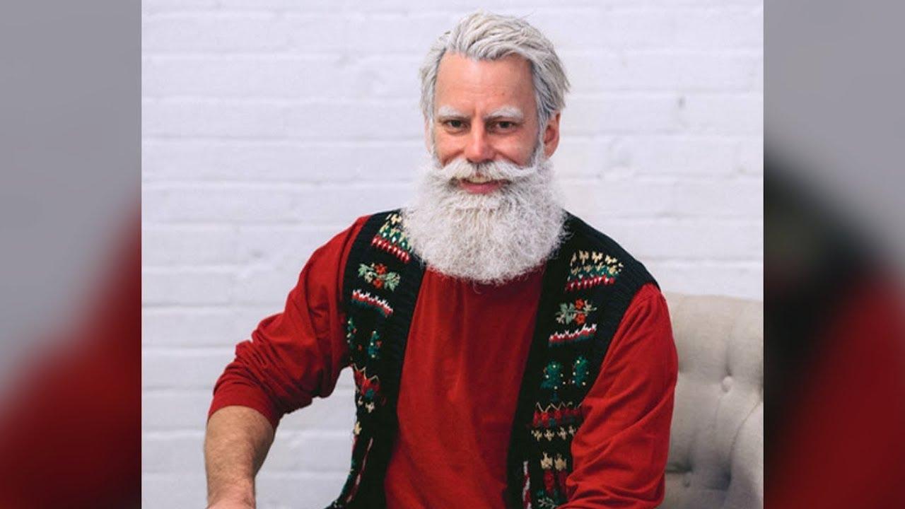'Kinda hot' Santa melting hearts at West Edmonton Mall 4