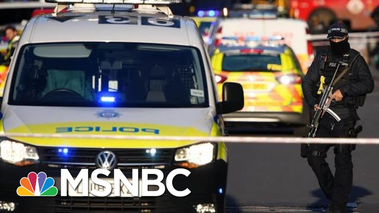 Police Confirm London Bridge Stabbings 'A Terrorist Incident' | MSNBC 6