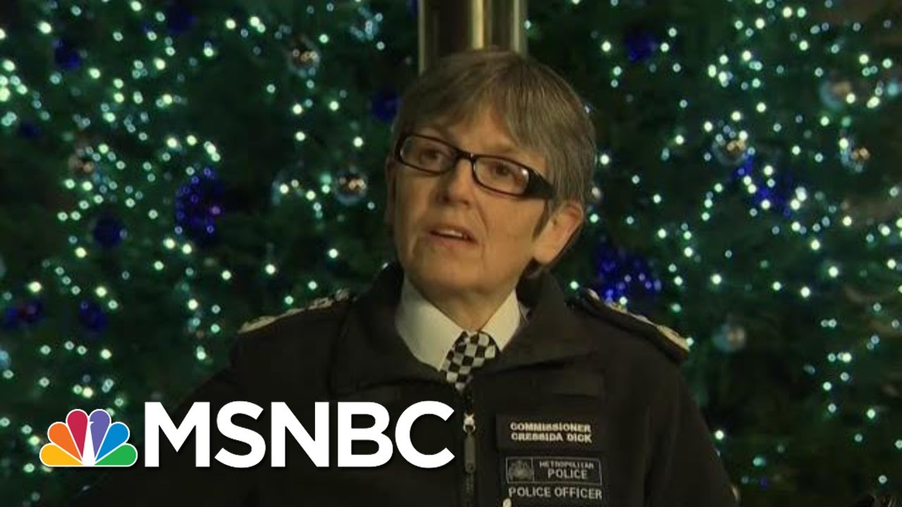 Two Killed In London Bridge Stabbing Attack | Katy Tur | MSNBC 4