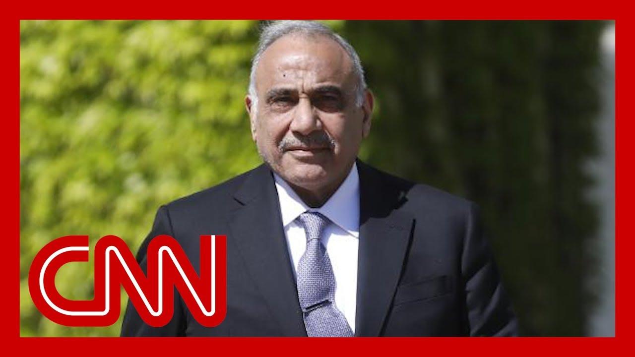Iraqi Prime Minister Adil Abdul Mahdi says he will resign 7