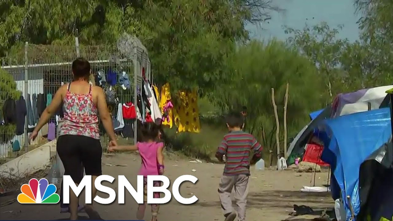 Whistleblower: US Violates International Law By Sending Asylum Seekers To Mexico | MSNBC 5