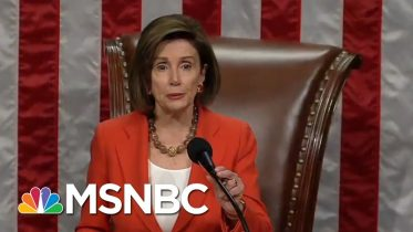 WATCH: House Votes To Pass Rules For Impeachment Probe | MSNBC 6