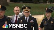 Report: WH Official Was Ordered To Keep Quiet After Ukraine Call | MSNBC 5