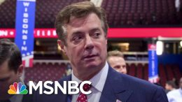The U.S. Gov't Just Turned Over 500 Pages Of Mueller Probe Documents. Here's What We Know | MSNBC 5