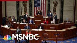 The Republicans Who Might Vote For Impeachment | MSNBC 5