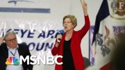 Biden, Warren Continue Battling For National Lead Of 2020 Field | Morning Joe | MSNBC 3