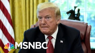 What's The Danger Behind President Donald Trump's Twitter Account? | Velshi & Ruhle | MSNBC 6