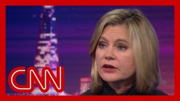 Former Conservative minister Justine Greening describes what it's like to suffer online abuse 3