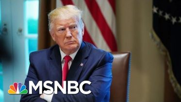 White House Issues Statement Against House Vote On 'A Sham Impeachment'   MSNBC 5