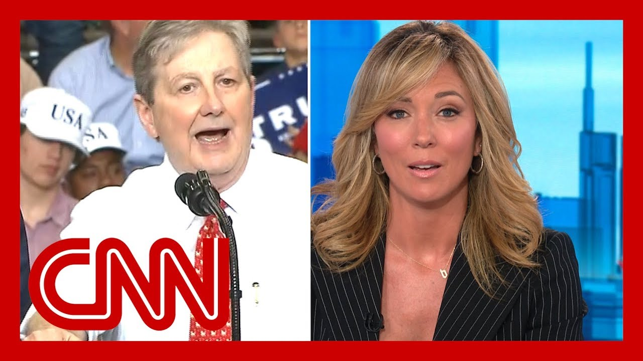 CNN anchor reacts to Sen. Kennedy's Pelosi insult 6